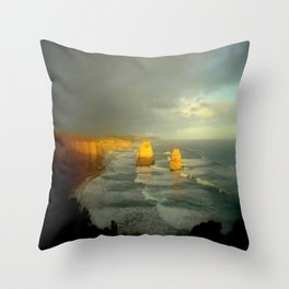 Limestone Coast - Australia Throw Pillow