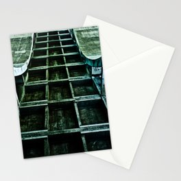 Green Path Stationery Cards