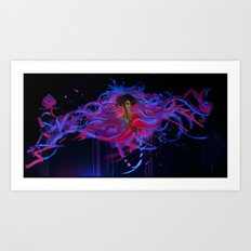 color of light Art Print