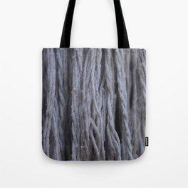 """Cascada de Algodón"" Tote Bag"