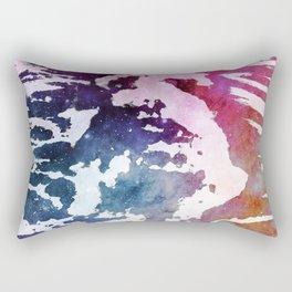 Ocean Galaxy Rectangular Pillow