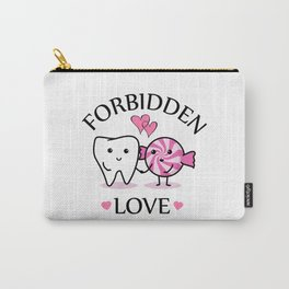 Forbidden Love Carry-All Pouch