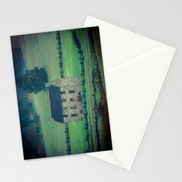 The Stone House Tilt Shift Manassas Battlefield Park Civil War Historic House Stationery Cards