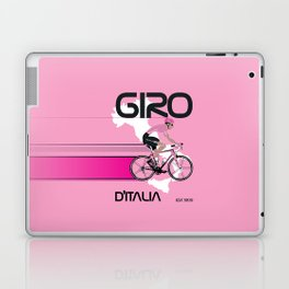 GIRO D'ITALIA Grand Cycling Tour of Italy Laptop & iPad Skin