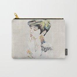Tian Mi Mi Carry-All Pouch