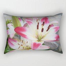 Tiger Lily Rectangular Pillow