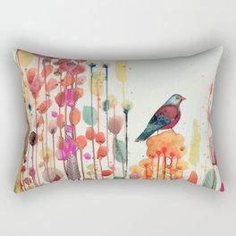 joie de vivre Rectangular Pillow