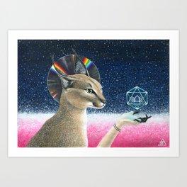 Mau Art Print