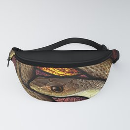 Indo-Chinese Rat Snake Fanny Pack