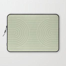Arch Symmetry IX Laptop Sleeve