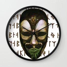 Demi-GOD Wall Clock