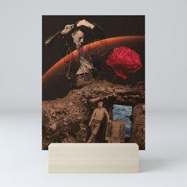 Cave of SK Mini Art Print
