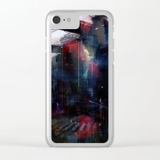 Back to Omega Centauri Clear iPhone Case