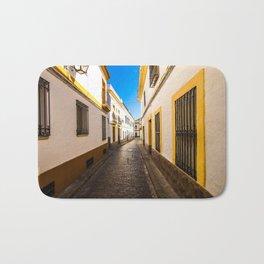 Córdoba Streets Bath Mat