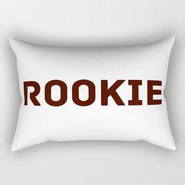 Rookie Rectangular Pillow