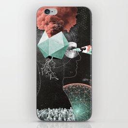 Deus Ex Noosphere iPhone Skin