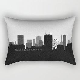City Skylines: Birmingham Rectangular Pillow