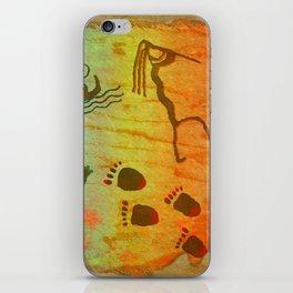 Cave Dwelling Native American iPhone Skin