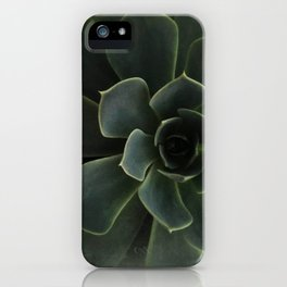 green shades poetry iPhone Case