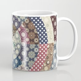 Playing with circles II Coffee Mug