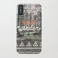 urban iPhone & iPod Cases featuring Wander by Wesley Bird