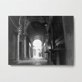 Italian perspective Metal Print
