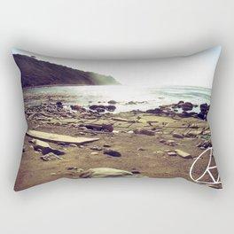 Land Mark Rectangular Pillow