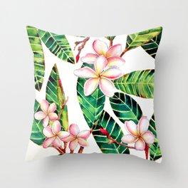 Maui Mood Throw Pillow