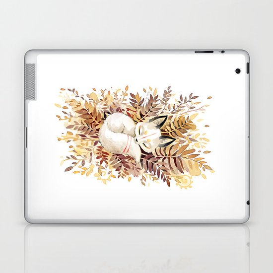 Slumber Laptop & iPad Skin