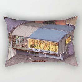 Le Bounty Rectangular Pillow