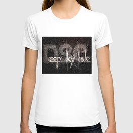 deep sky chile T-shirt