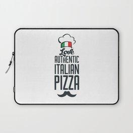 Love authentic Italian pizza Laptop Sleeve