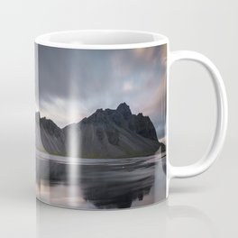 Dawn Of Vestrahorn Coffee Mug