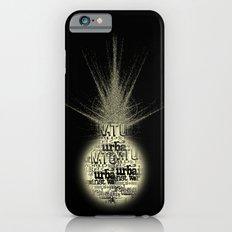 sunlight on Mars Slim Case iPhone 6s
