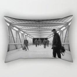 To Train Rectangular Pillow