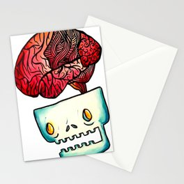 Out Of My Mind Stationery Cards