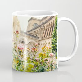 Garden at Hôtel-Dieu de Paris Coffee Mug