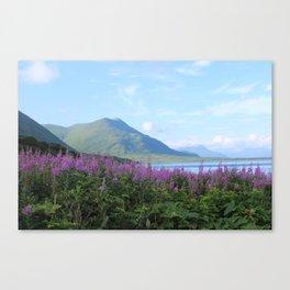 Kodiak Pristine Canvas Print
