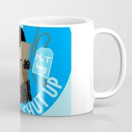 Mr T Bag Coffee Mug