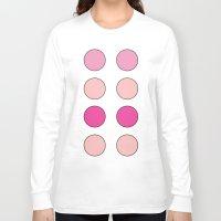 piglet Long Sleeve T-shirts featuring PGLT DCNSTRCTD (piglet) by PTRCKTRNR