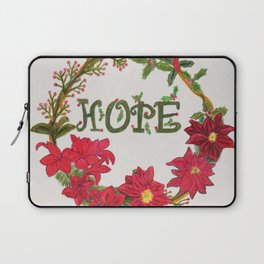 Hope for the Holidays Laptop Sleeve