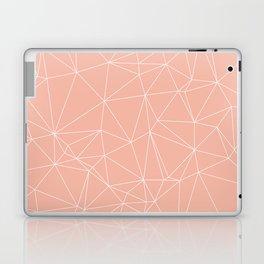 Millennial Pink Geometric Minimalist Pattern Laptop & iPad Skin