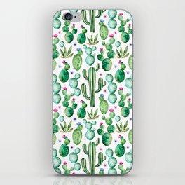 Cactus Oh Cactus iPhone Skin