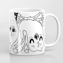 Spirits are Downers Coffee Mug