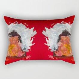 Abstract Beer #society6 #decor #buyart by Lena Owens @OLena Art Rectangular Pillow