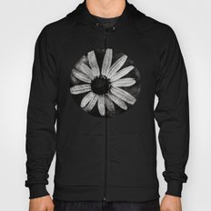 Flower in Black and white Hoody