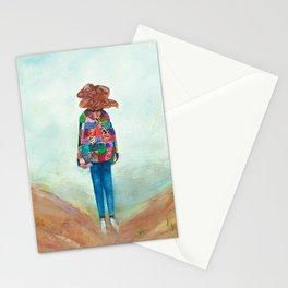 Desert Sands Stationery Cards