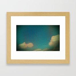 @ WORK. Framed Art Print