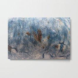 Cirrus Cloud: Close up #2 Metal Print