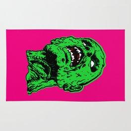 Zombie illustartion Rug
